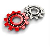 גלגלי שיניים - לימודי הנדסת מכונות