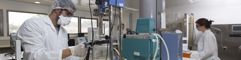 לימודי הנדסה פרמצבטית (הנדסת תרופות ומזון) לתואר ראשון .B.Sc