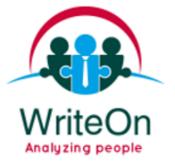 WriteOn Analyzing people