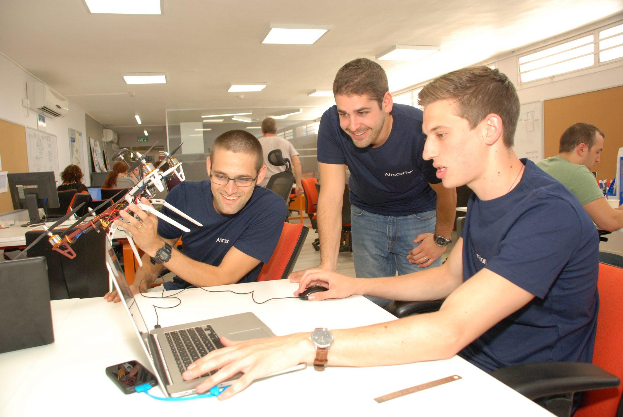 יזמות טכנולוגית – תואר שני .M.A