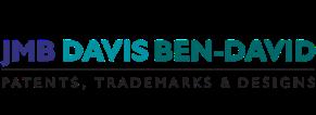 JMB DAVIS BEN-DAVID patents. trademarks & designs